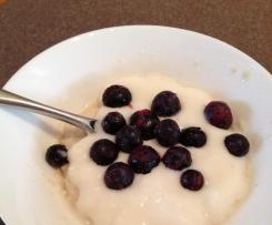 Coconut Milk Yoghurt