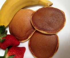 Spelt Dairy Free pancakes / piklets