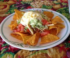 My Nacho Feast!