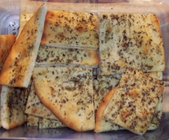 Herb Bread (Pizza)
