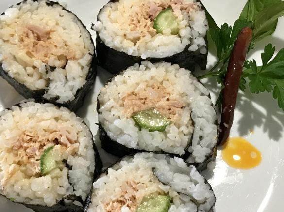 Sushi By Thermifyme A Thermomix Sup Sup Recipe In The Category Pasta Rice Dishes On Www Recipecommunity Com Au The Thermomix Sup Sup Community