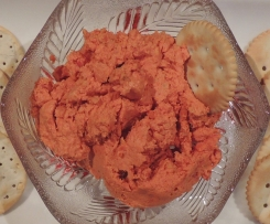 Creamy Sundried Tomato and Chargrilled Capsicum Dip