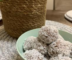 Zilm Chocolate Coconut Balls