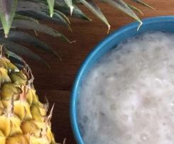 Fructose/dairy-free Tapioca Pudding