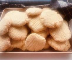 Grandma's coconut biscuits