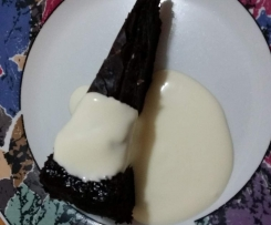 Rich Vegan Carob Cake