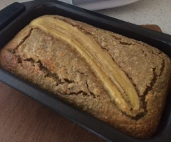 Gluten free Banana and coconut bread