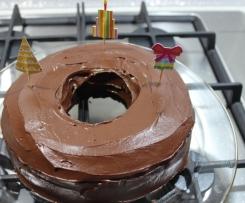 Too Easy Gluten Free Dairy Free Chocolate Cake
