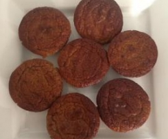 Clone of Banana and date muffins gluten free