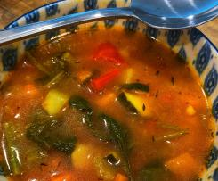 Amazing Vegetable Soup
