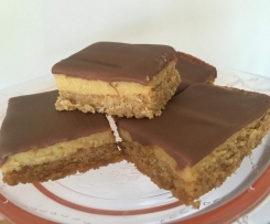 Easiest Caramel Slice - ThermInspiration
