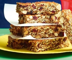 Fruity Seed and Nut Trail Bar