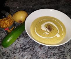 Zucchini and Potato Soup