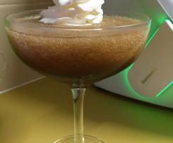 Salted Caramel Kahlua Coffee Frappe