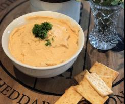 Cheesy Salmon Dip with a HIT 💥