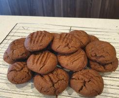 Chocolate Chipless Biscuits