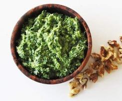 Kale & Walnut Pesto