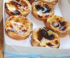 Variation Portuguese Tarts - Adapted from Bill Granger - Inspired by Thermofest