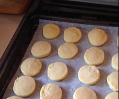 Nigella's Parmesan Shortbreads