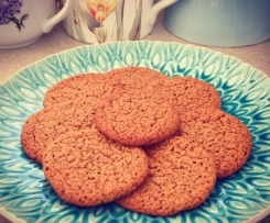 No-Nasties Gingernuts