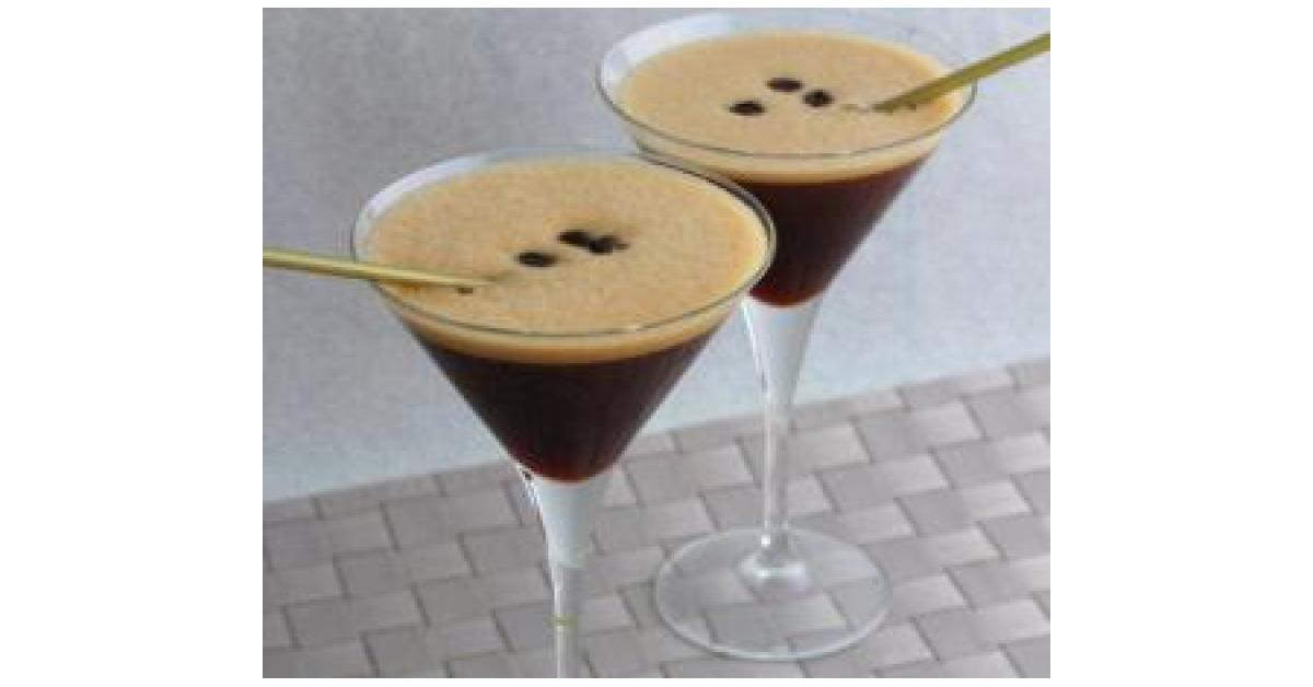 Espresso Martini By Thermomix In Australia A Thermomix Sup Sup Recipe In The Category Drinks On Www Recipecommunity Com Au The Thermomix Sup Sup Community