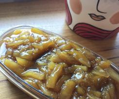 Sweetened Langka (jackfruit)