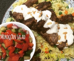 Moroccan Pilaf