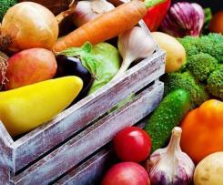 Blanch Vegetables
