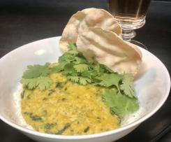 Pantry Lentil Curry