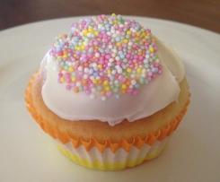 Quick & Easy Vanilla Cupcakes