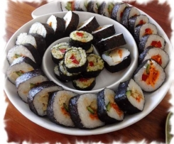 Healthier Japanese Sushi Rice