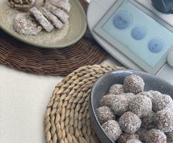 Sweet Chocolate Log or Balls