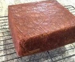 Julie's chocolate mud cake