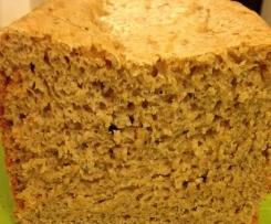 Spelt, Quinoa and Chia Bread