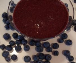 Blueberry Bombshell Smoothie