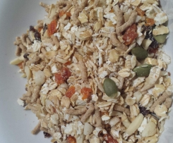 Toasted Breakfast Muesli