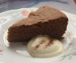 Gingerbread Cake (Paleo)