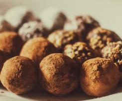 Chocolate Fudge Bliss Balls