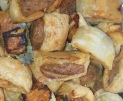 Cuppaluva's Sausage Rolls