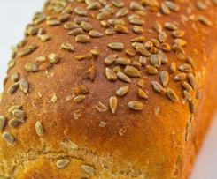 Pumpkin and sunflower seed bread (smaller size)