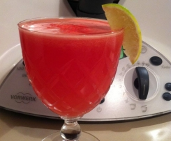 Watermelon and Lime Margarita