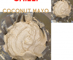 Chilli Coconut Mayonnaise