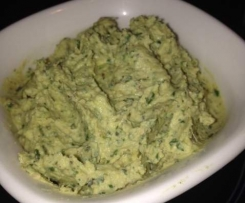 Rocket & Mint Hommus (Janella Purcell recipe)