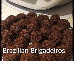 Chocolate Truffles (Brazilian Brigadeiros)