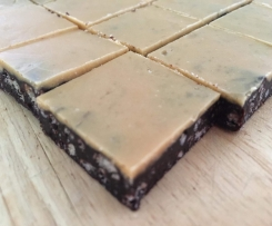 Easy Crunch Slice (refined sugar free)