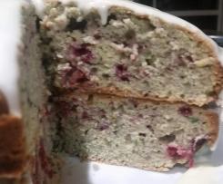 Berry nice Zucchini cake