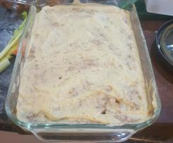 Dairy Free Pasta Free Lasagne