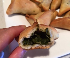 Mama's Spinach/Spinach and Fetta Pies