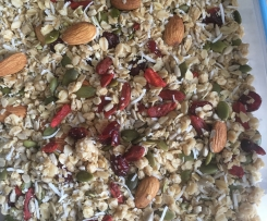 Muesli goodness
