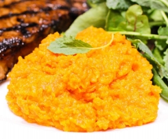 Sweet potatoes mash